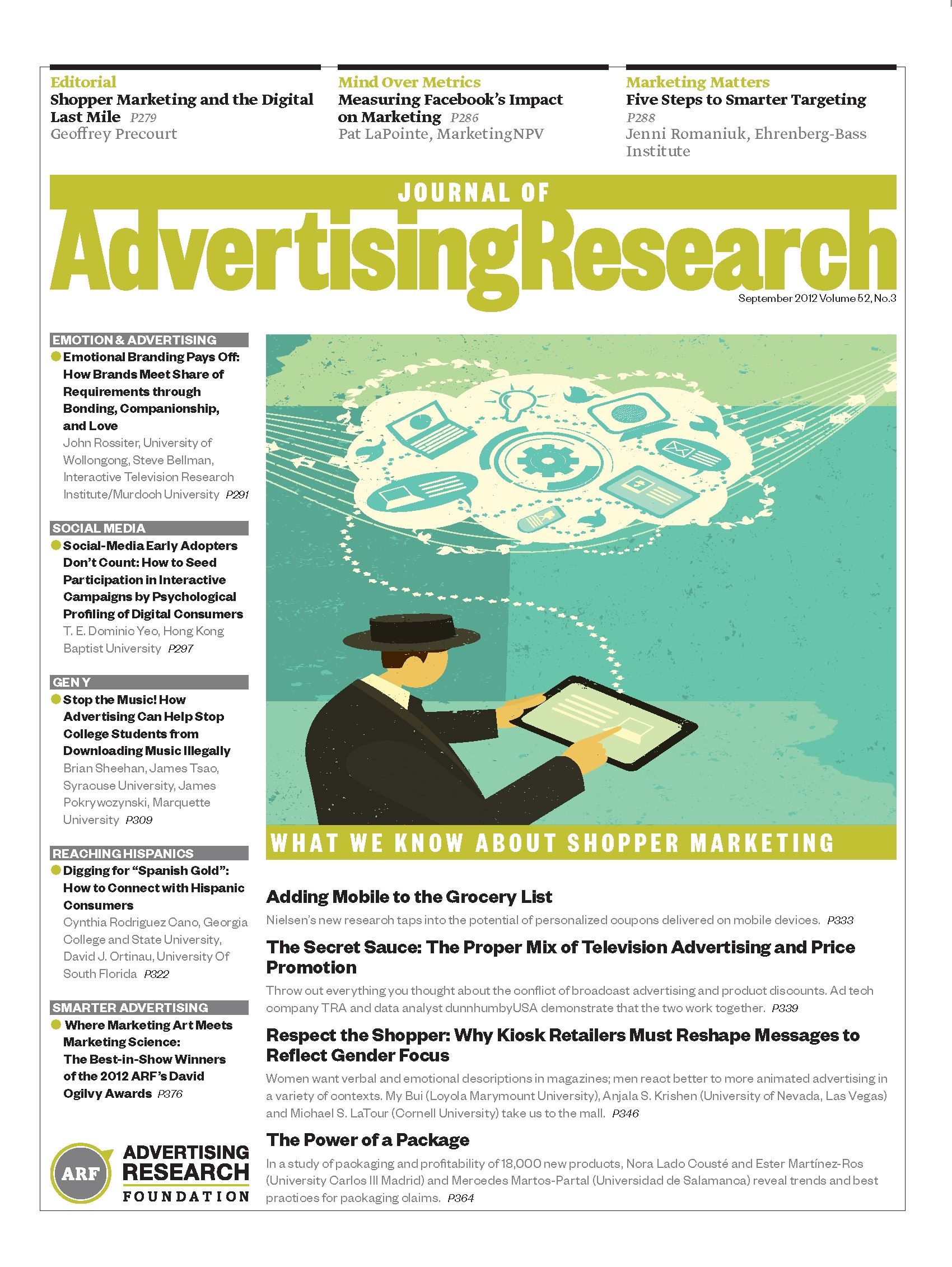 journal of advertising