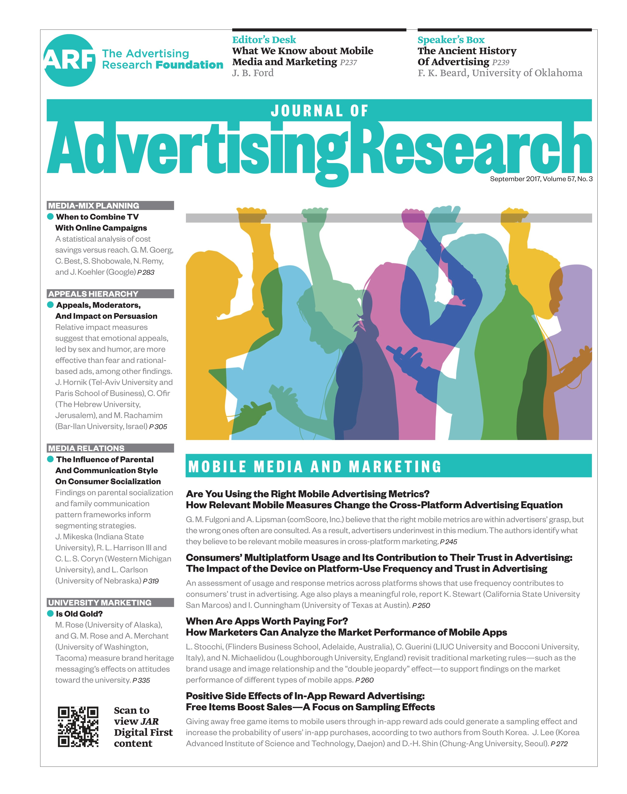an analysis of the effects of advertising on the consumer