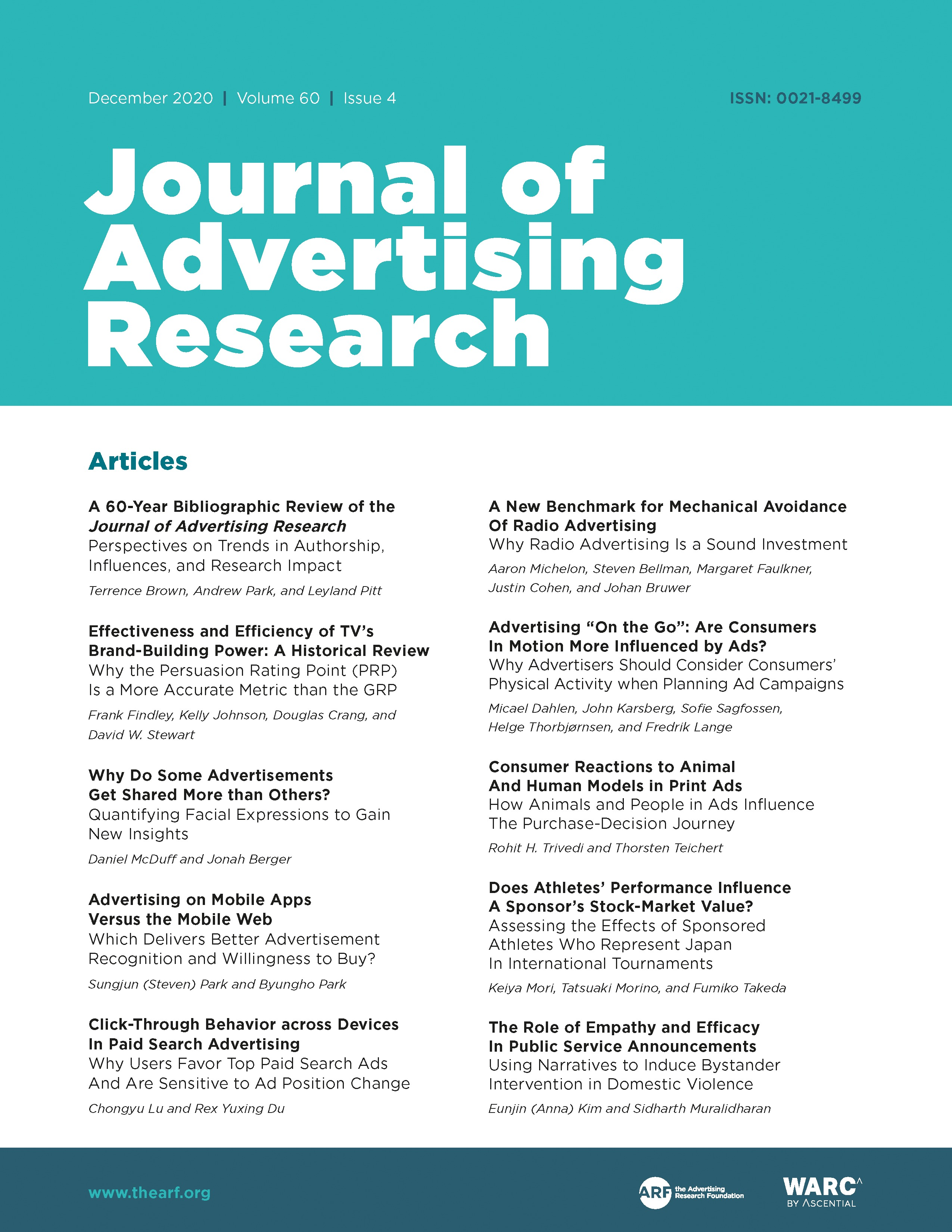 Advertising on Mobile Apps Versus the Mobile Web | the Journal of ...